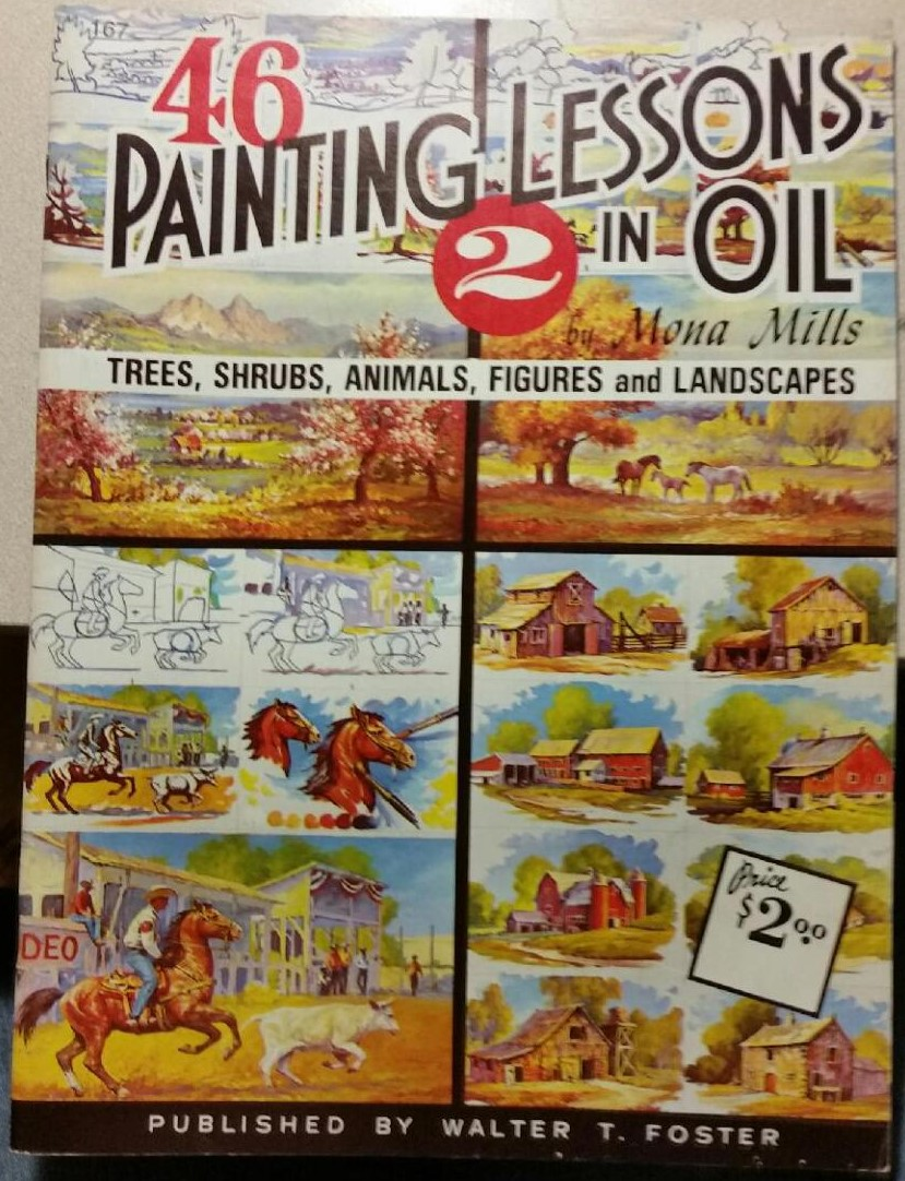 46 Painting Lessons in Oil