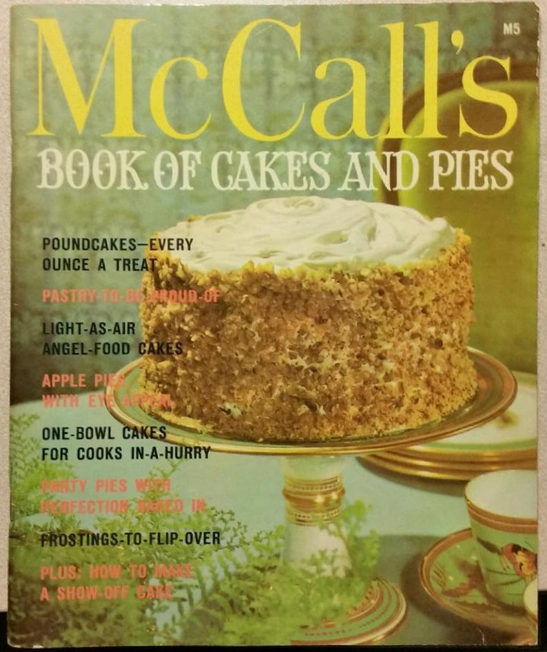 McCall's Book if Cakes and Pies