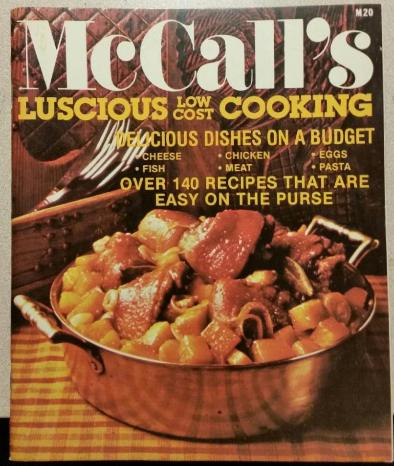 McCall's Luscious Low Cost Cooking