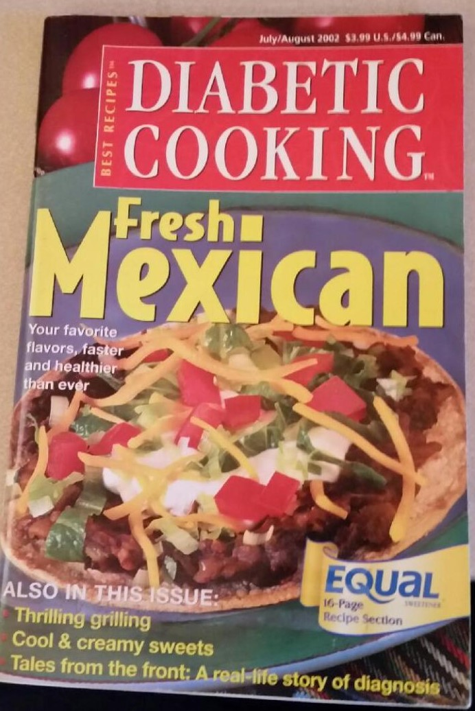 Diabetic Cooking Fresh Mexican