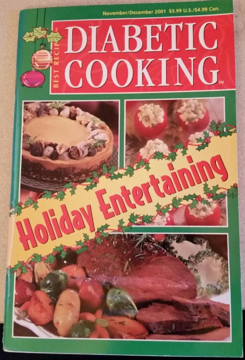 Diabetic Cooking Holiday Entertaining