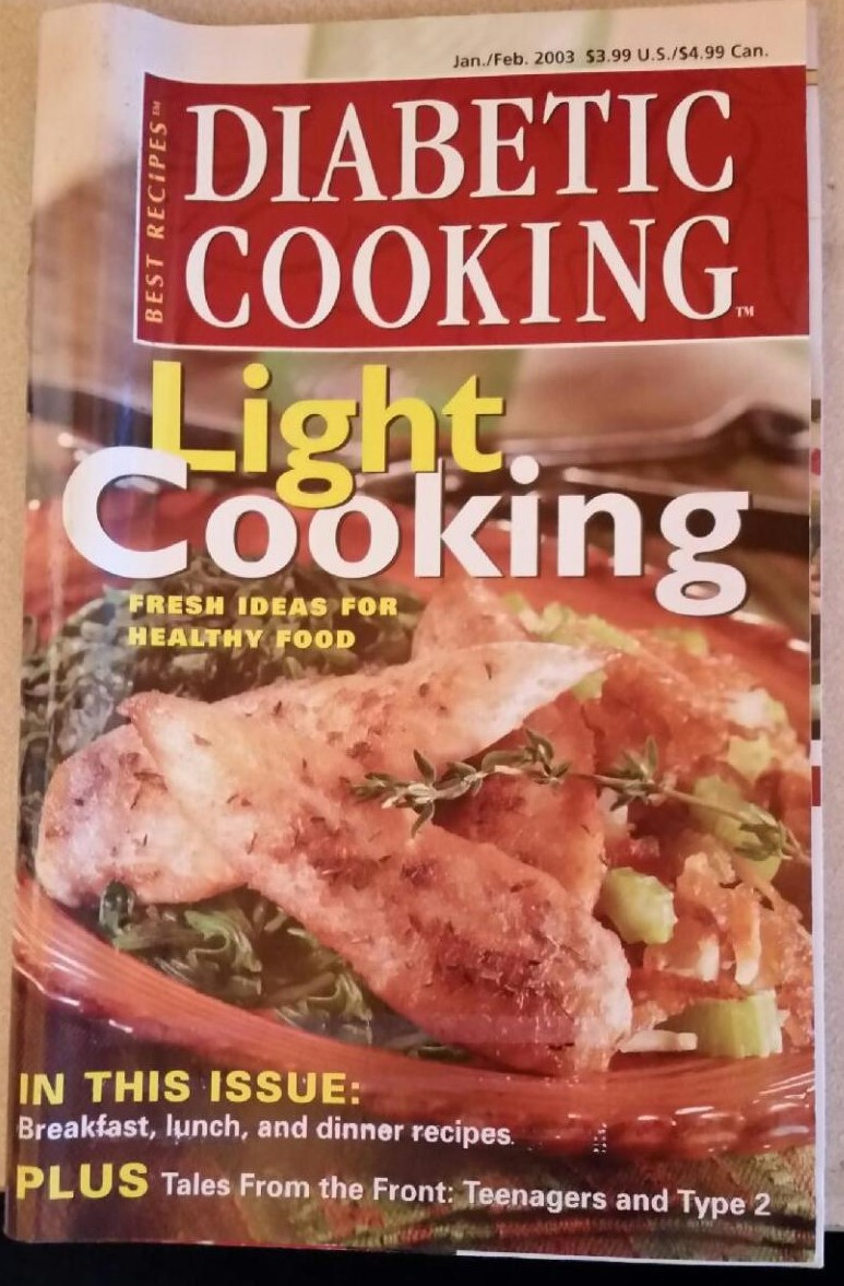 Diabetic Cooking Light Cooking